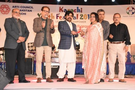 Prize Distribution Of District Central - Karachi Youth Festival 2017-18 At Arts Council Karachi (5)