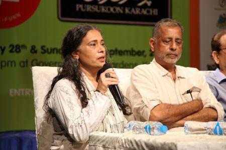 Pursakoon Karachi, Press Conference At Arts Council Karachi  (3)