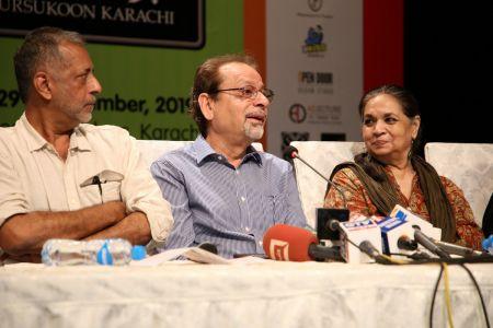 Pursakoon Karachi, Press Conference At Arts Council Karachi  (5)