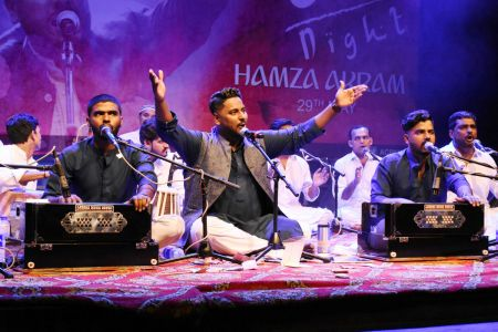Qawwali Night With Hamza Akram At Arts Council Karachi (3)