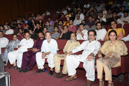 Qawwali With Hamza Abbas At AC Auditorium At Arts Council Of Pakistan Karachi (13)