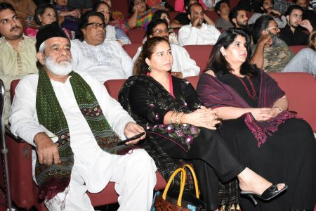 Qawwali With Hamza Abbas At AC Auditorium At Arts Council Of Pakistan Karachi (14)