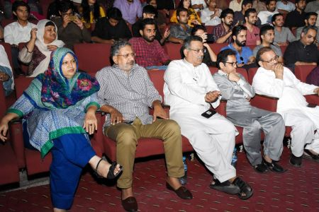 Qawwali With Hamza Abbas At AC Auditorium At Arts Council Of Pakistan Karachi (18)