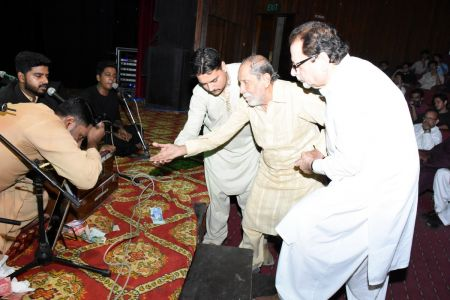 Qawwali With Hamza Abbas At AC Auditorium At Arts Council Of Pakistan Karachi (23)