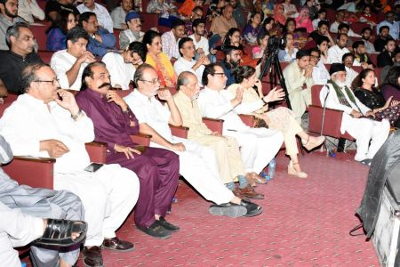 Qawwali With Hamza Abbas At AC Auditorium At Arts Council Of Pakistan Karachi (28)