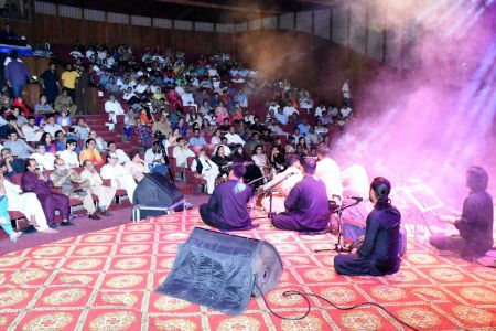 Qawwali With Hamza Abbas At AC Auditorium At Arts Council Of Pakistan Karachi (34)