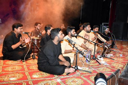 Qawwali With Hamza Abbas At AC Auditorium At Arts Council Of Pakistan Karachi (36)