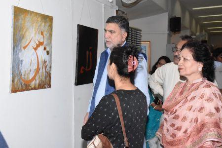 Ramzan Caligraphy Exhibition (11)