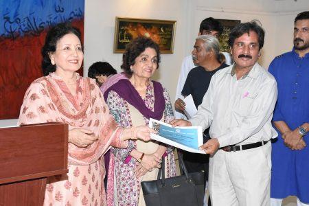 Ramzan Caligraphy Exhibition (19)