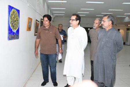 Ramzan Caligraphy Exhibition (21)