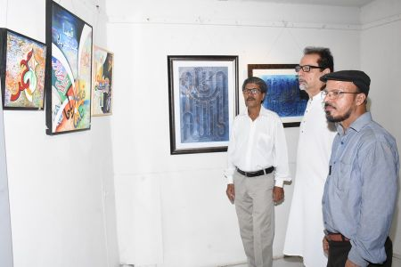 Ramzan Caligraphy Exhibition (23)