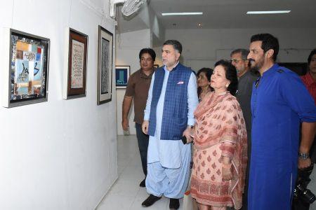 Ramzan Caligraphy Exhibition (3)