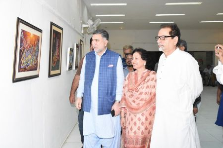 Ramzan Caligraphy Exhibition (4)