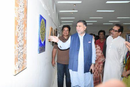 Ramzan Caligraphy Exhibition (5)