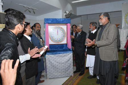 Recognition Ceremony Of M S Aemon And New Calander Inauguration At Arts Council Karachi (1)