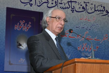 Renowned Author Gohar Azmi's Book Launching Ceremony At Arts Council (11)