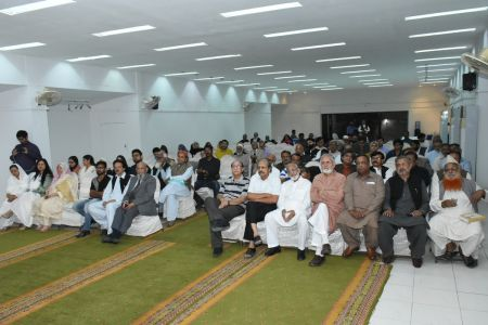 Renowned Author Gohar Azmi's Book Launching Ceremony At Arts Council (20)
