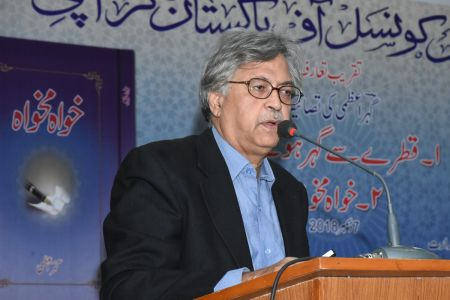 Renowned Author Gohar Azmi's Book Launching Ceremony At Arts Council (21)