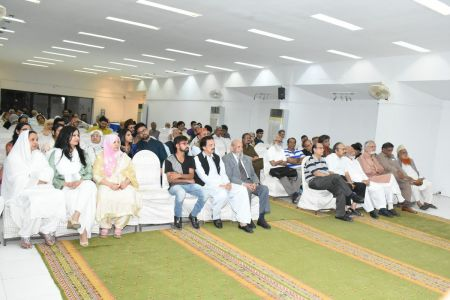 Renowned Author Gohar Azmi's Book Launching Ceremony At Arts Council (22)