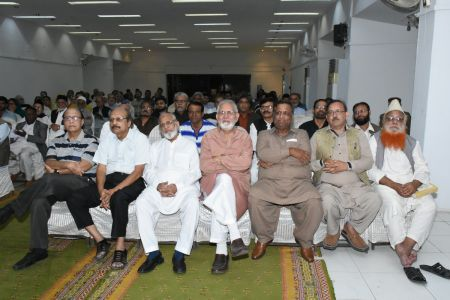 Renowned Author Gohar Azmi's Book Launching Ceremony At Arts Council (2)