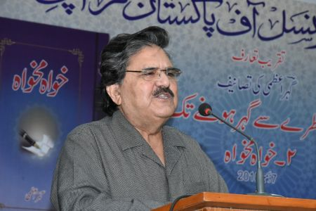 Renowned Author Gohar Azmi's Book Launching Ceremony At Arts Council (5)