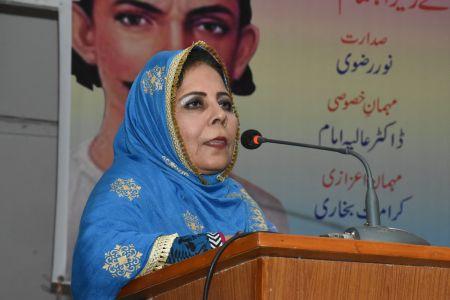 Seminar \'Mir Anees, Aik Ahed Saaz Shakhsiyat\' At Arts Council Of Pakistan Karachi (53)