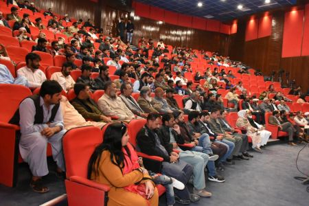 Seminar On Current Situation Of Jammu & Kashmir At Arts Council Karachi (8)