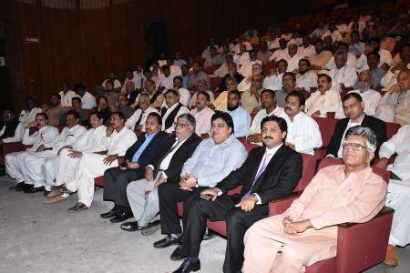 Shah Muhammad Shah\'s Book Launching, Arts Council Karachi (13)