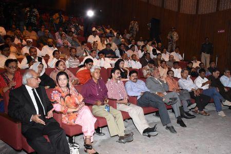 Shah Muhammad Shah\'s Book Launching, Arts Council Karachi (14)