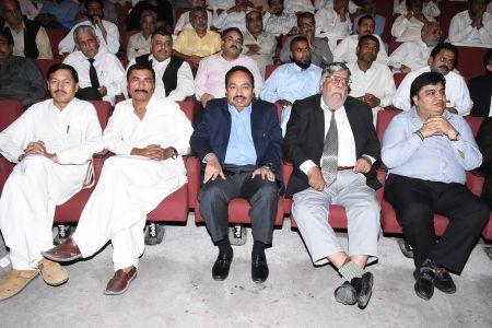 Shah Muhammad Shah\'s Book Launching, Arts Council Karachi (28)