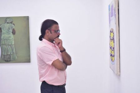 Shahid Rassam In Exhibitions At Chaukhandi, Canvas, Koel And Sanat Galleries Karachi