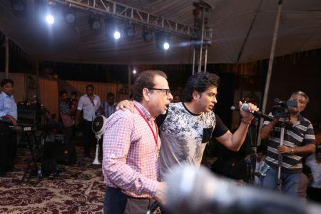 Shahzad Roy Music Concert In KYF-2016 (3)