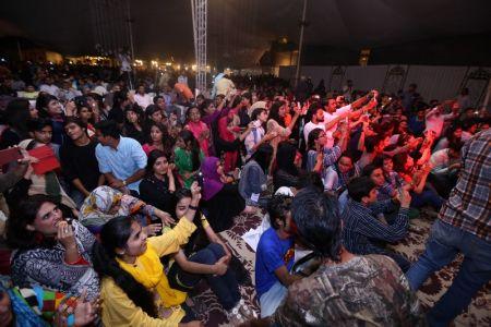 Shahzad Roy Music Concert In KYF-2016 (5)
