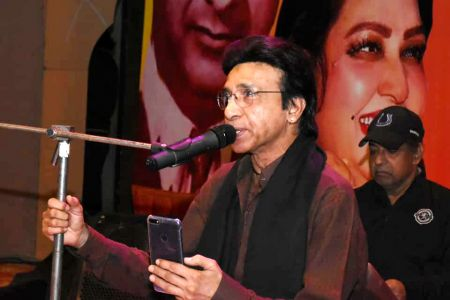 Sham-e-Sargam, Tribute To Master Ghulam Haider At Arts Council Karachi (5)
