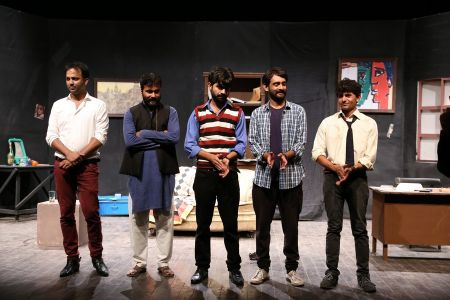 Sindh Theater Festival Drama Dark Room (13)
