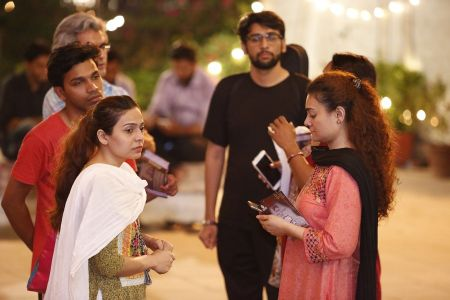 Sindh Theater Festival Drama Dark Room (2)