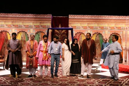 Sindh Theater Festival Drama Gul Chhino Girnar Jo (20)