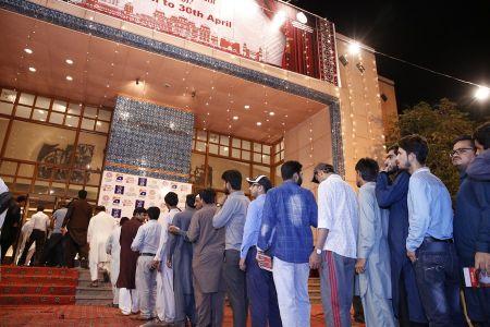 Sindh Theater Festival Drama Gul Chhino Girnar Jo (5)