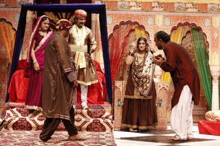 Sindh Theater Festival Drama Gul Chhino Girnar Jo (8)