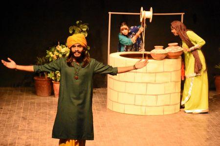 Sindh Theater Festival Drama Heer Ranjha (10)