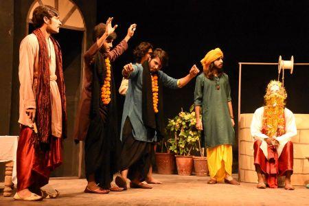 Sindh Theater Festival Drama Heer Ranjha (13)