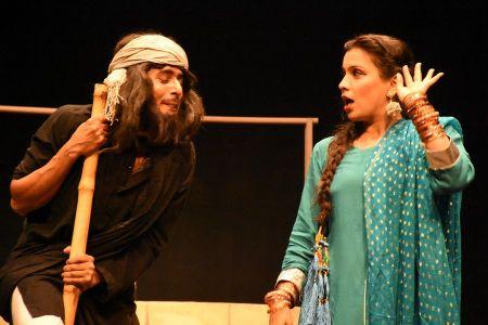 Sindh Theater Festival Drama Heer Ranjha (22)