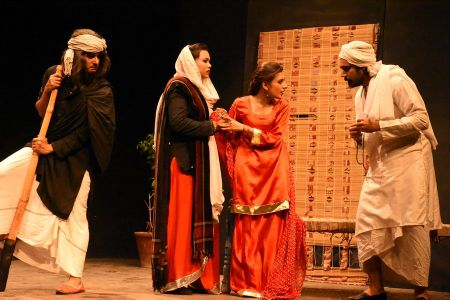 Sindh Theater Festival Drama Heer Ranjha (23)
