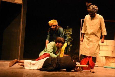 Sindh Theater Festival Drama Heer Ranjha (24)
