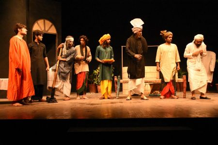 Sindh Theater Festival Drama Heer Ranjha (27)