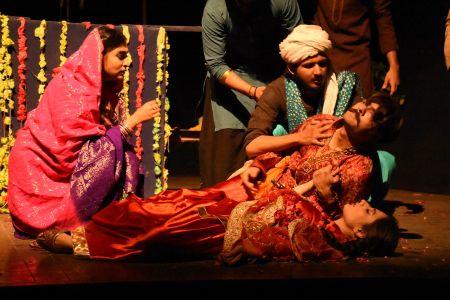 Sindh Theater Festival Drama Heer Ranjha (2)