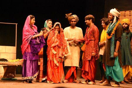 Sindh Theater Festival Drama Heer Ranjha (31)