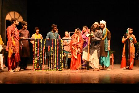 Sindh Theater Festival Drama Heer Ranjha (33)
