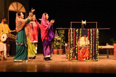 Sindh Theater Festival Drama Heer Ranjha (36)