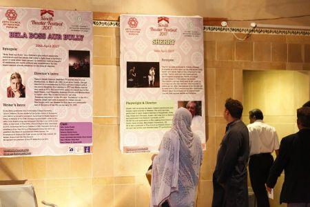 Sindh Theater Festival Play Umar Maarui (1)